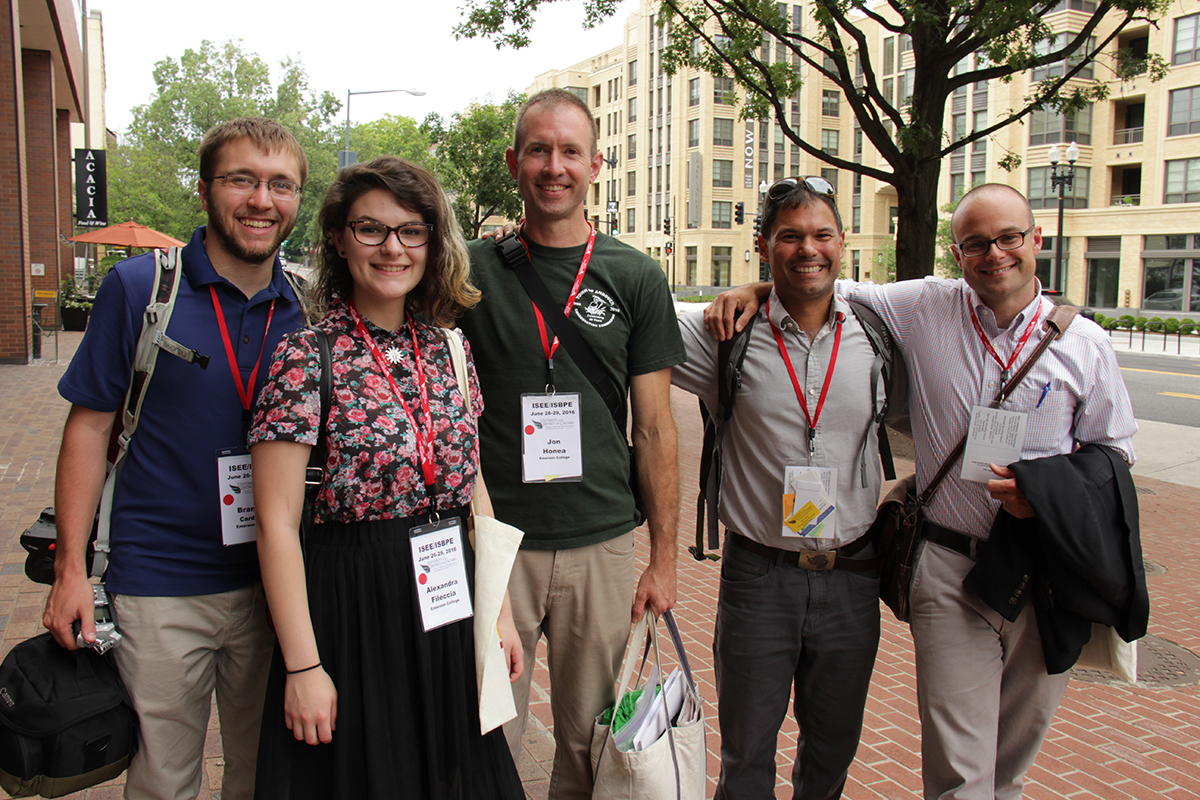 ISEE 2016 Conference Group